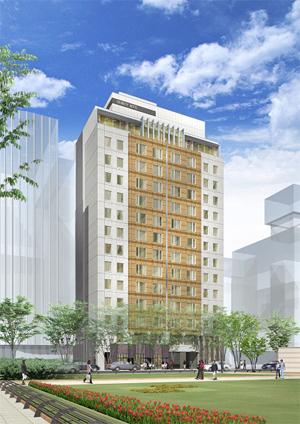 三井不動産|「大和生命札幌大通り西5丁目計画」着工、2008年1月竣工予定