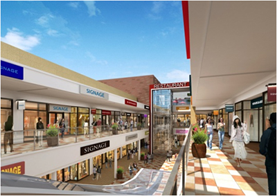 Mitsui fudosan corporate information news releases for Interior alternatives manufacturers outlet mall