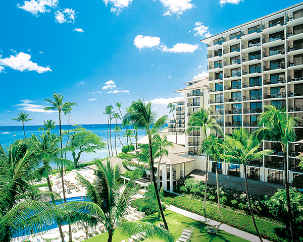 Halekulani Hotel (opened in 1984; 453 guest rooms)