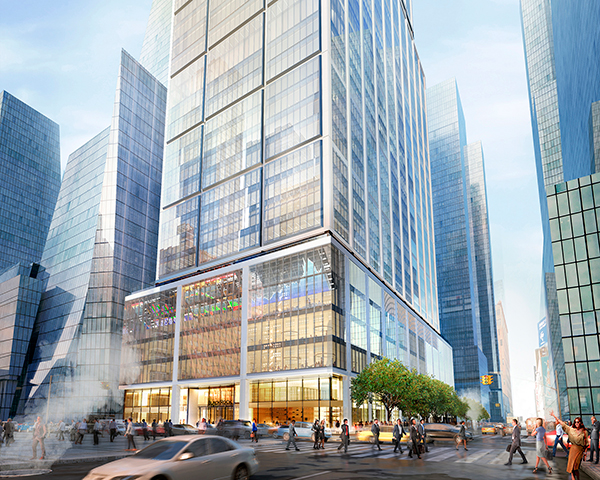 50 Hudson Yards Project (tentative name)