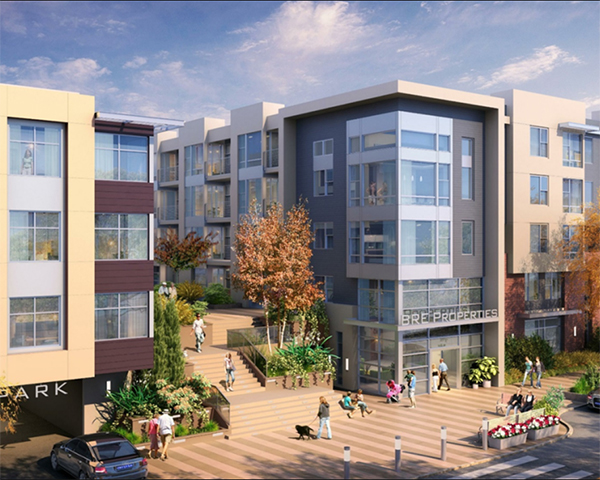 Walnut Creek Transit Village (tentative name)