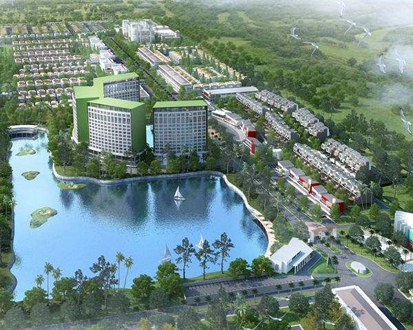 Citra Garden City / Citra Lake Suites